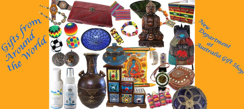 Gifts from Around the World - Global Gifts - Artisan Gift Shop - Exotic, Hand-Made, Traditional, Third World