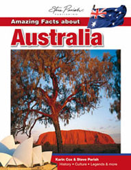 Amazing Facts About Australia [ Steve Parish Photography ]
