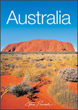:: A Mini Souvenir Book: Australia [ Softcover w/ Steve Parish Photography ]