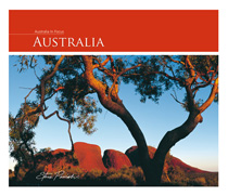 Australia in Focus: Australia [ Hardcover Coffee Table Book w/ Steve Parish Photography ]