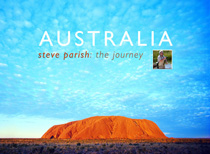 Australia: The Journey [ Casebound Coffee Table Book w/ Steve Parish Photographs ]