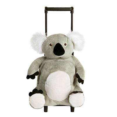 Koala Trolley Bag for Children who Travel