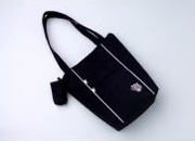 :: Carry Bag with embroidered Koala