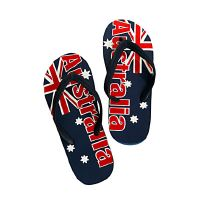 ":: Thongs ""Australian Flag"""
