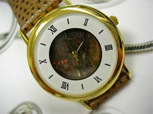 Australian Opal Watch in Australia Gift Shop's range of Australis Opal Watches – Ideal Australian corporate gifts